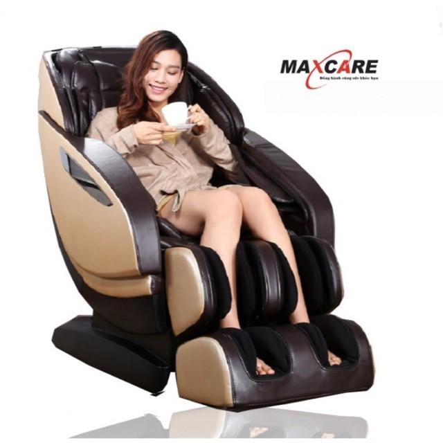 Máy massage toàn thân Maxcare Max668plus