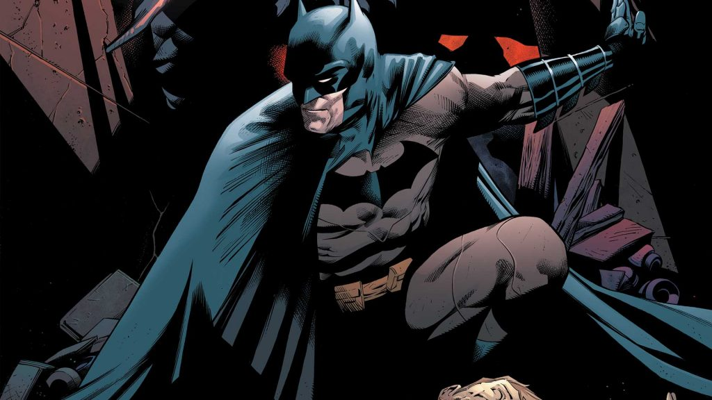 Siêu Anh Hùng Batman