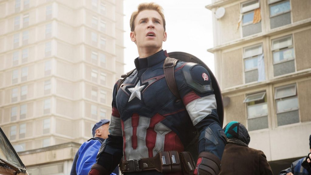 Siêu Anh Hùng Captain America