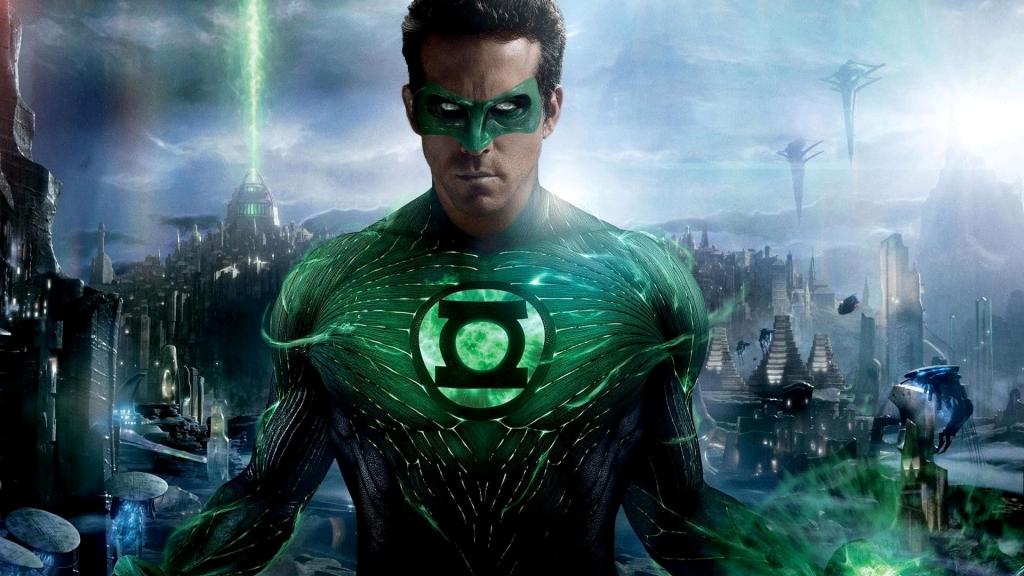 Siêu Anh Hùng Green Lantern