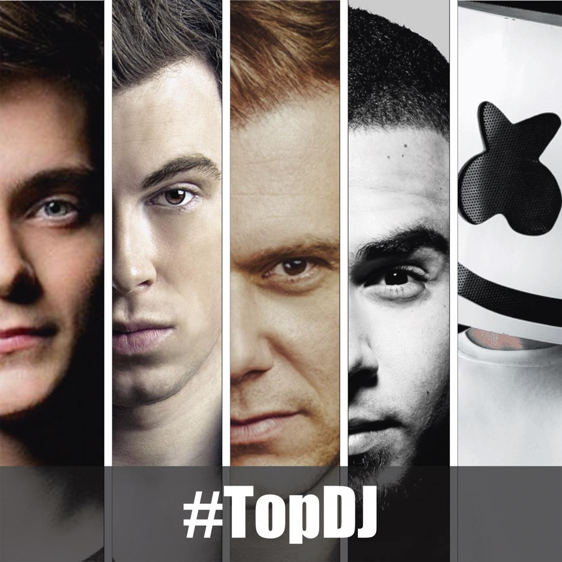 TOP 10 DJ Hàng Đầu Thế Giới