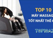 Top 10 Máy Massage Tốt Nhất Thế Giới