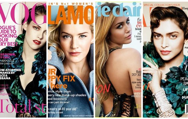 TOP 10 tạp chí thời trang hàng đầu Thế giới
