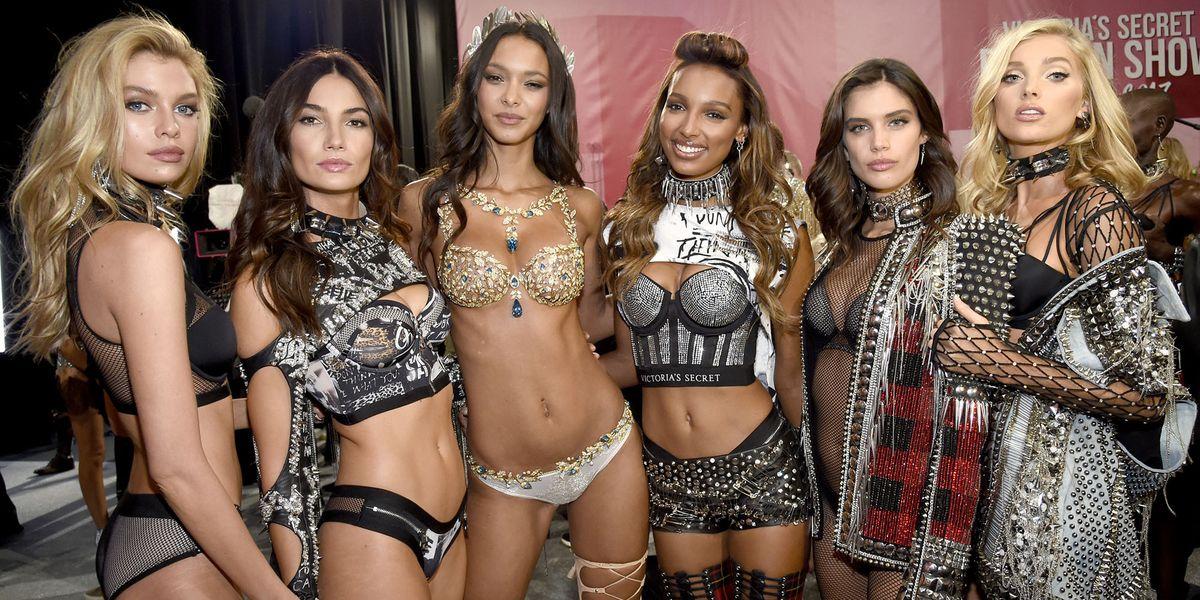TOP 10 thiên thần nội y nổi tiếng của Victoria's Secret