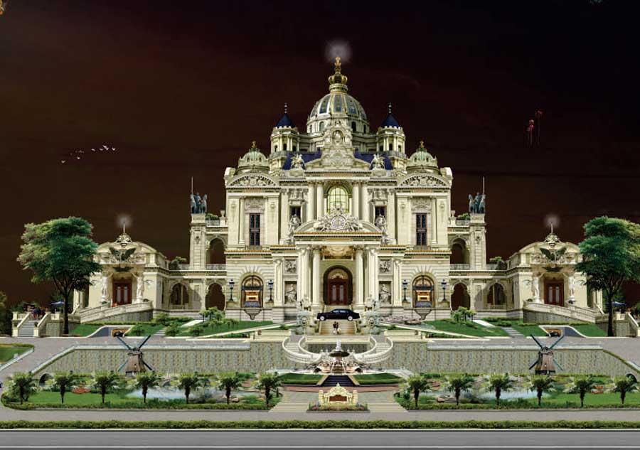 TOP 10 lâu đài đẹp nhất Việt Nam