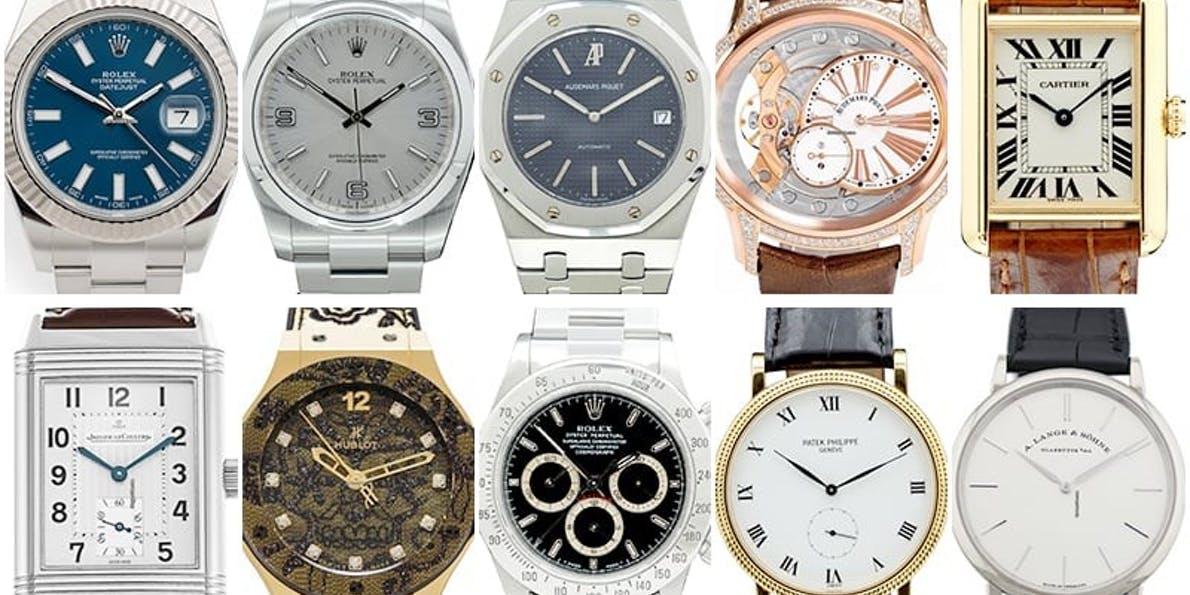TOP 10 mẫu đồng hồ nữ bán chạy nhất