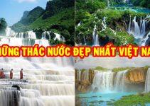 TOP 10 Thác Nước Đẹp Nhất Việt Nam