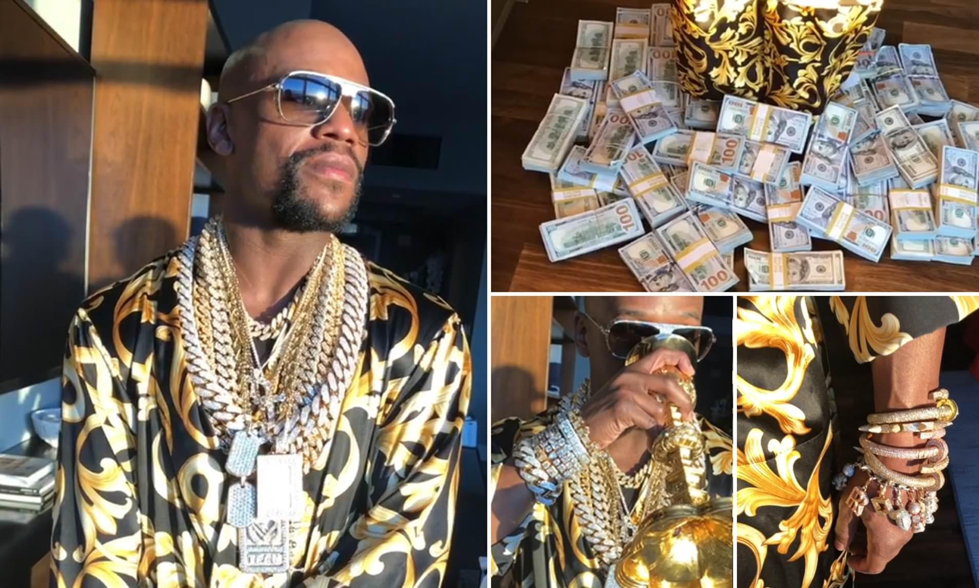 TOP 10 Võ sĩ Quyền Anh giàu nhất Thế giới