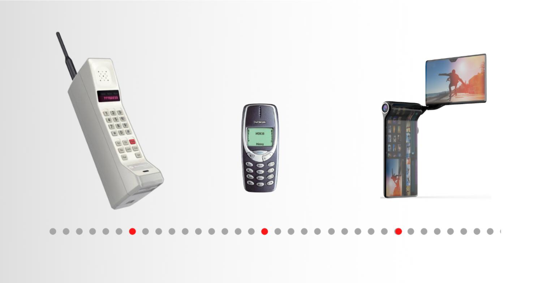 TOP 10 mẫu điện thoại bất hủ của Thế giới