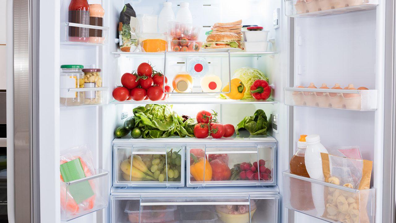 TOP 10 thực phẩm dễ trữ trong tủ lạnh