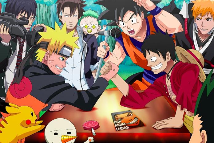TOP 10 nhân vật nam manga mạnh nhất