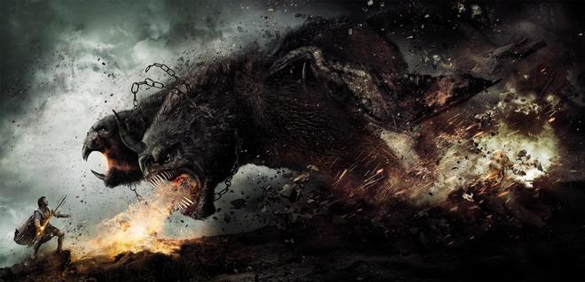 TOP 10 quái vật xấu xí nhất thần thoại Hy Lạp