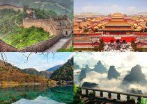 TOP 10 Địa Điểm Du Lịch Đáng Sợ Nhất Trung Quốc