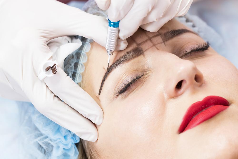 Phun xăm thẩm mỹ - dịch vụ cải thiện hài hòa đường nét khuôn mặt