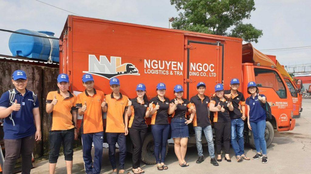 Công ty Nguyễn Ngọc Logistics