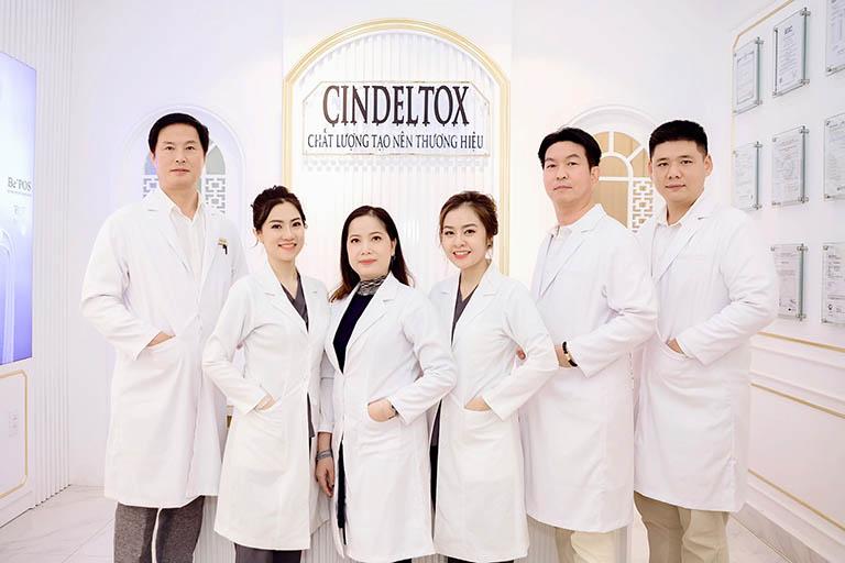 CINDELTOX - Chất lượng tạo nên thương hiệu