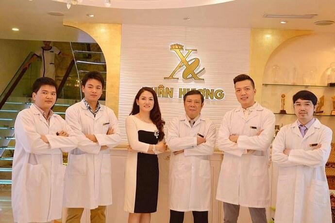 Bệnh viện Thẩm mỹ Xuân Hương - Đẹp tự nhiên - Chuẩn hoa hậu