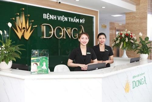 Thẩm mỹ viện Đông Á - Hướng tới vẻ đẹp Á Đông