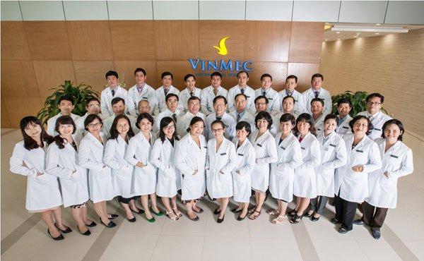 Bệnh viện đa khoa quốc tế Vinmec - Bệnh viện chuẩn quốc tế