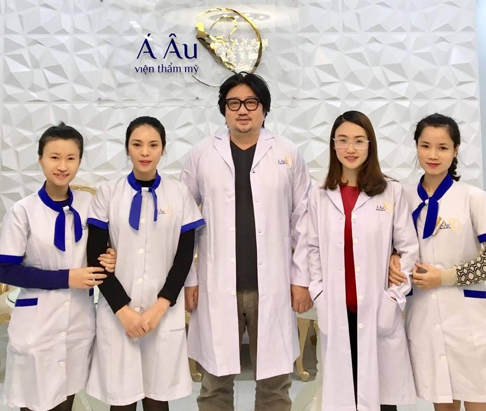 Bệnh viện thẩm mỹ Á Âu - Nơi gửi gắm niềm tin phái đẹp