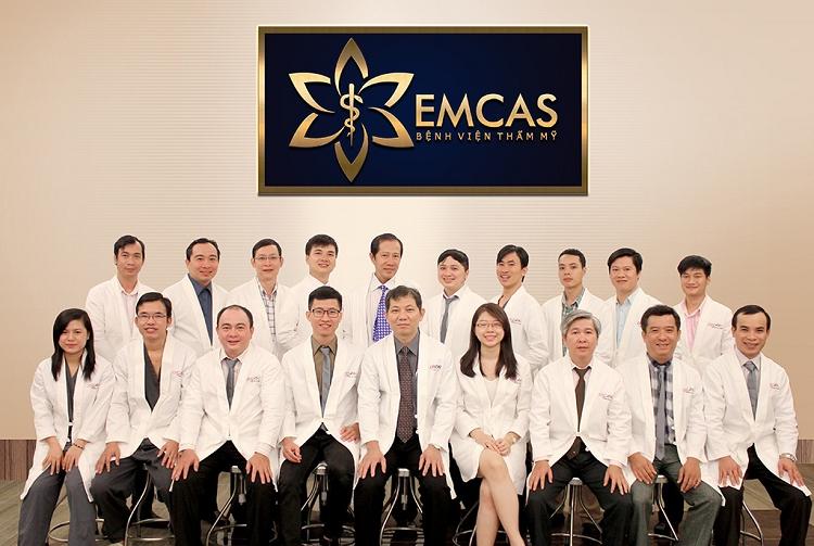 EMCAS - Trung tâm phẫu thuật thẩm mỹ toàn diện