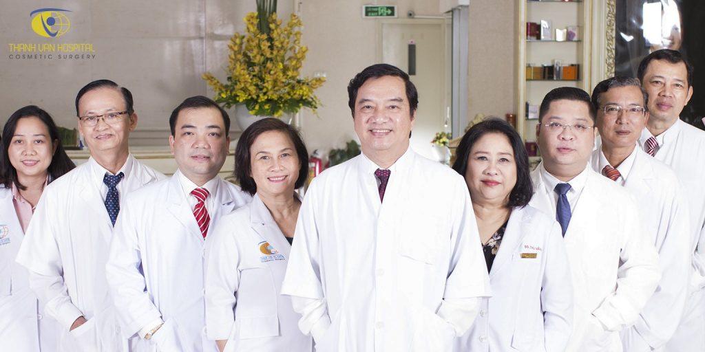 Bệnh viện thẩm mỹ Thanh Vân - Nơi vẻ đẹp toả sáng