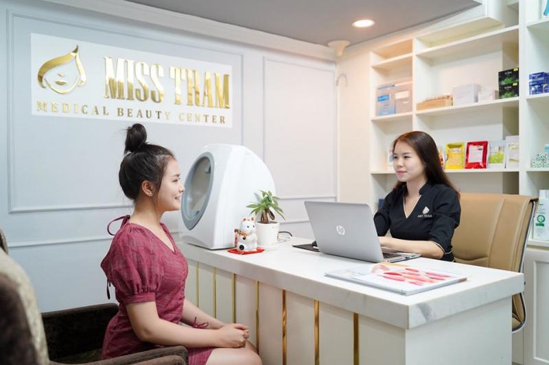 Miss Tram Natural Beauty Center - Đồng hành cho vẻ đẹp thăng hoa