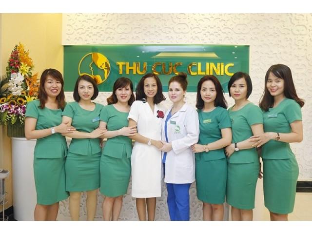 Thu Cúc Clinic - Nơi sắc đẹp khởi nguồn hạnh phúc (ảnh internet)