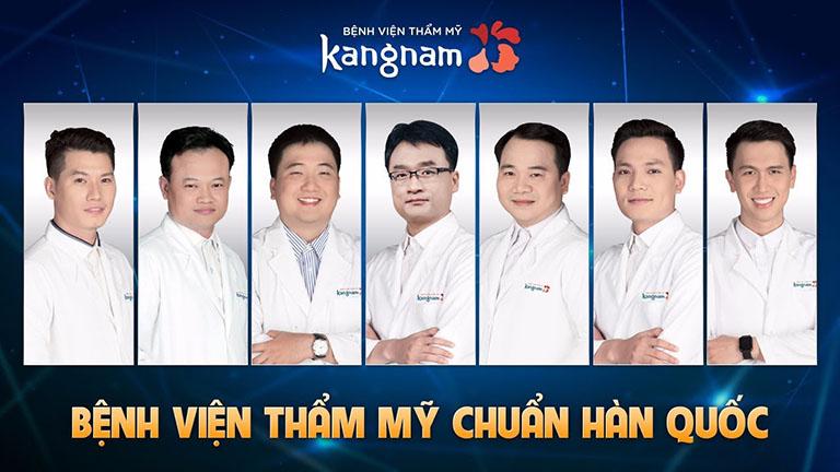 Kangnam - Bệnh viện thẩm mỹ chuẩn Hàn Quốc