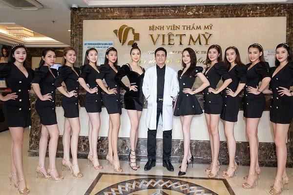 Bệnh viện thẩm mỹ Việt Mỹ - Biến ước mơ thành hiện thực