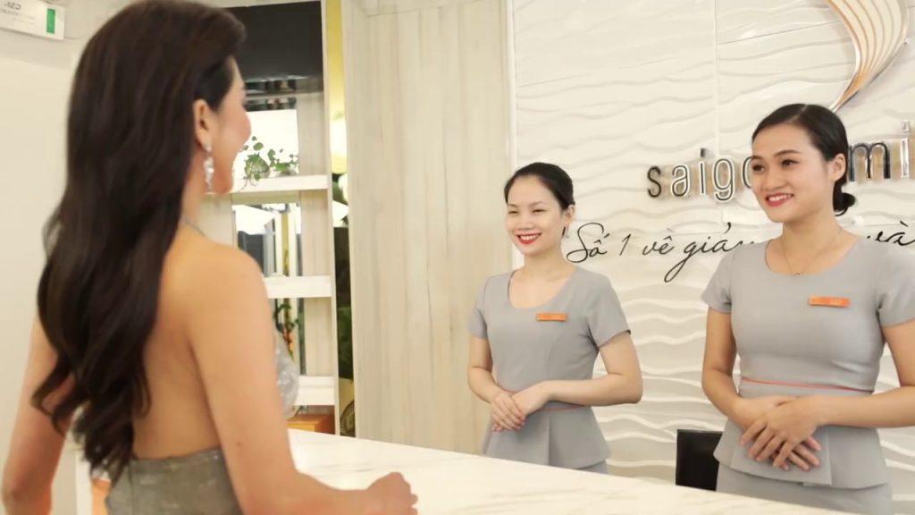 Saigon Smile Spa - Số 1 về giảm béo và chăm sóc da