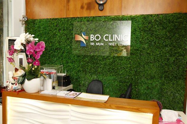 Bo Clinic - Đánh thức vẻ đẹp