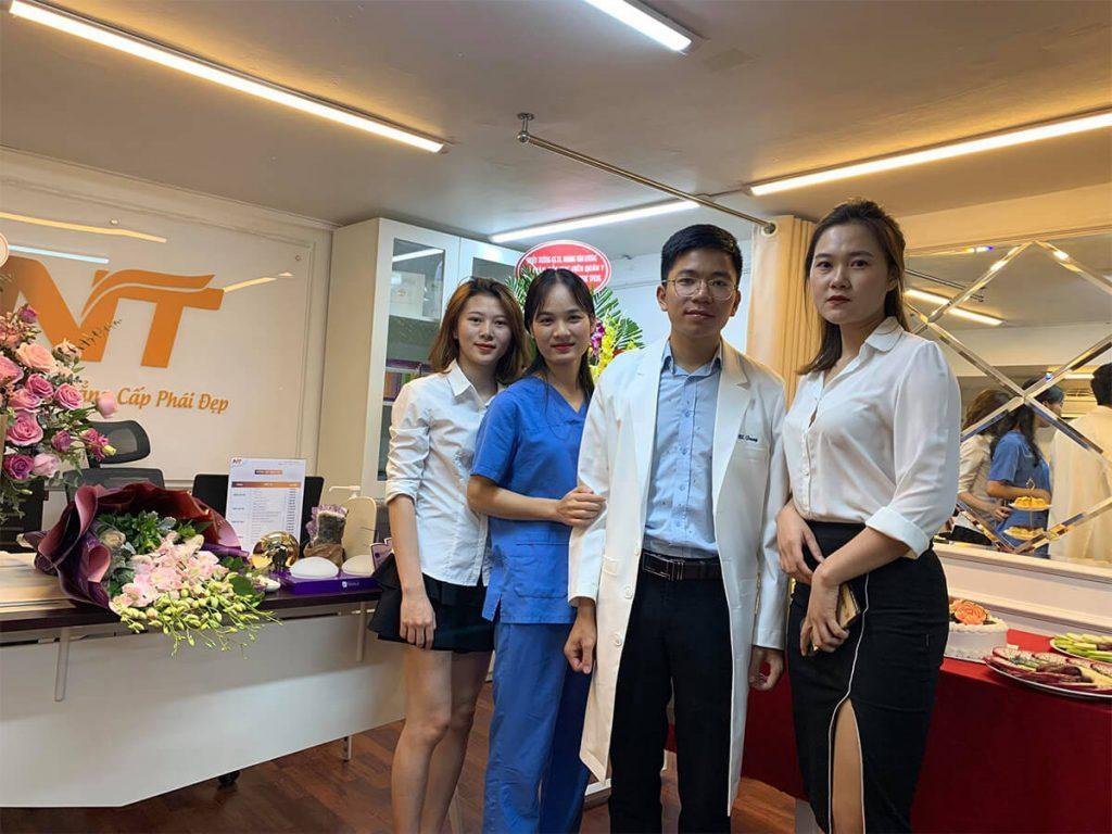 Dr Ngọc Trung - Bác sĩ Thẩm mỹ Uy tín - Đẹp - An toàn