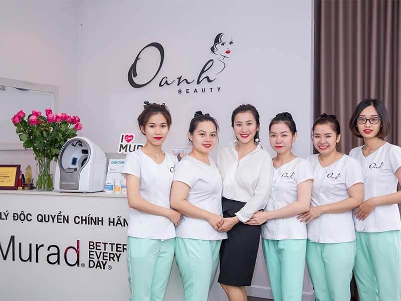 Oanh Beauty Spa - Vẻ đẹp tinh tế