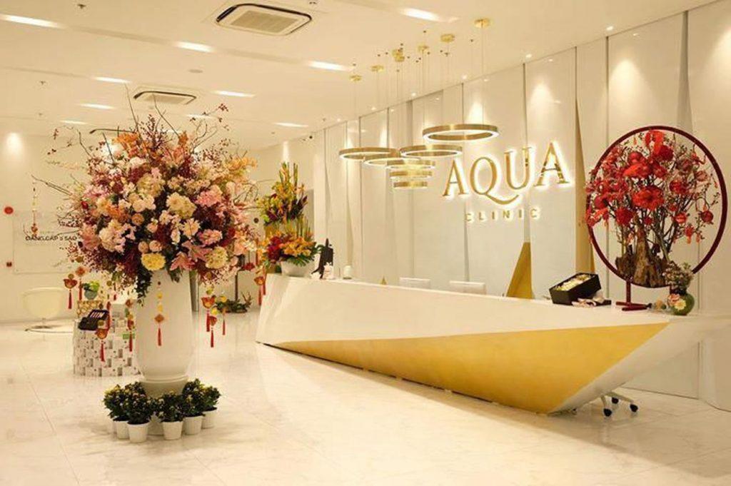 Thẩm mỹ viện Aqua Skin Clinic - Trẻ mãi với thời gian
