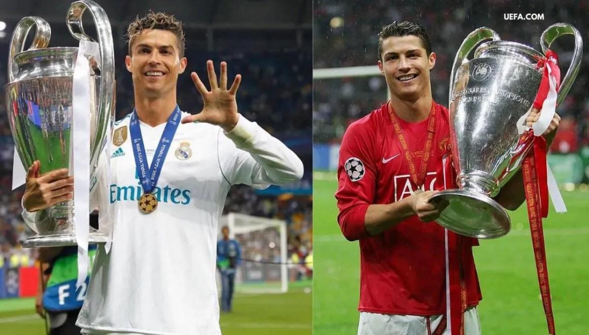 TOP 10 ngôi sao vô địch Champions League với 2 CLB khác nhau
