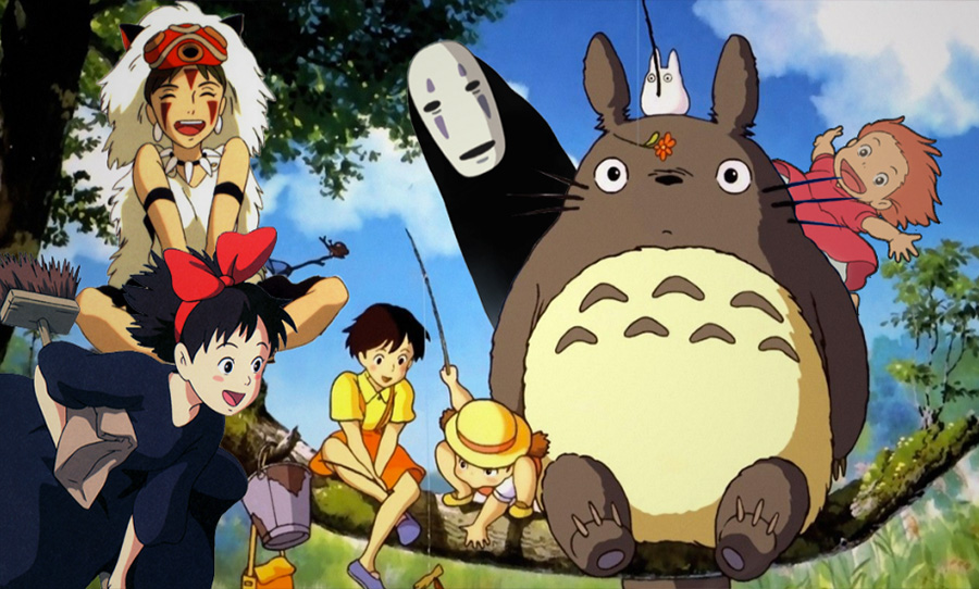 TOP 10 phim hoạt hình của Ghibli hay nhất