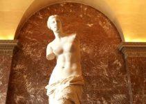 TOP 10 tượng điêu khắc nổi tiếng nhất Hy Lạp
