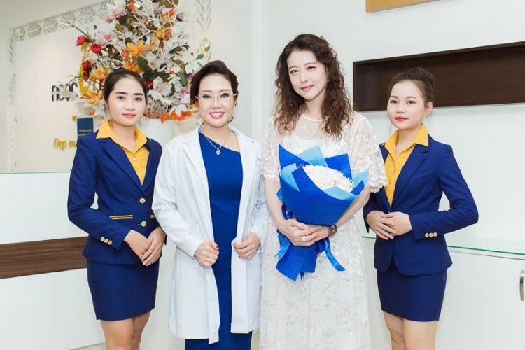 Thẩm mỹ viện Ngọc Dung - đồng hành cùng triệu phụ nữ Việt
