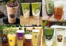 TOP 10 thương hiệu trà sữa nổi tiếng nhất tại Việt Nam