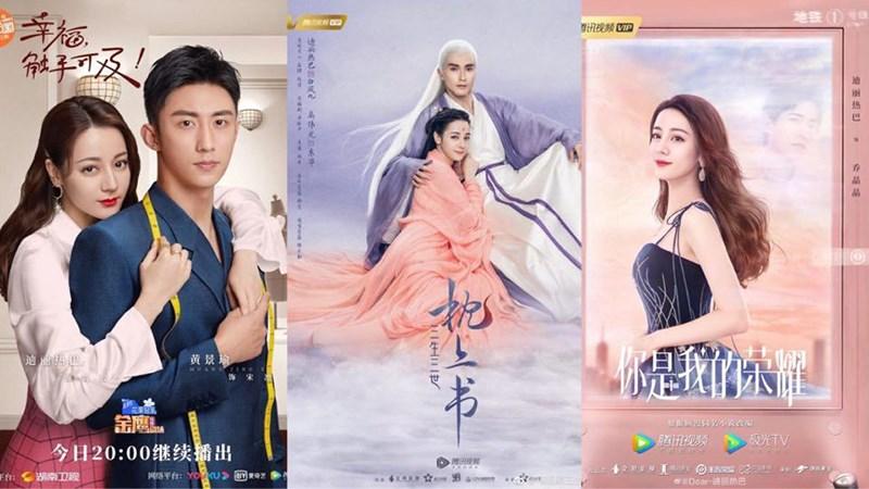 """TOP 10 diễn viên truyền hình bị """"ghét"""" nhất xứ sở Hoa ngữ"""